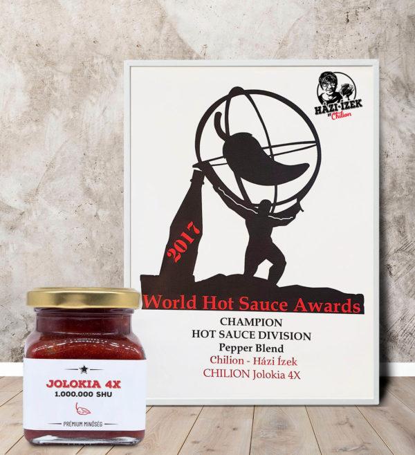jolokia 4x 2017 díj