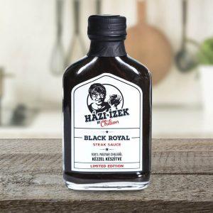 Black Royal Steak szósz